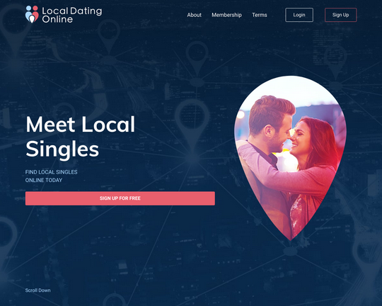 Local Dating Online Logo